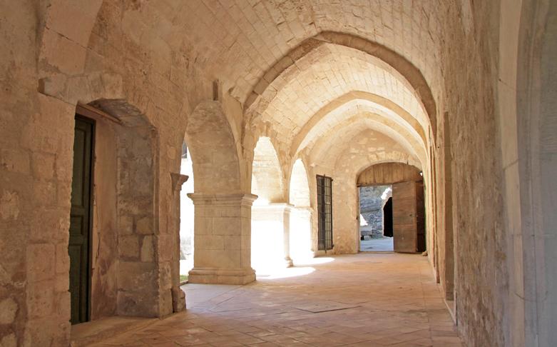 Selbstführung im Kloster Heiligkreuztal